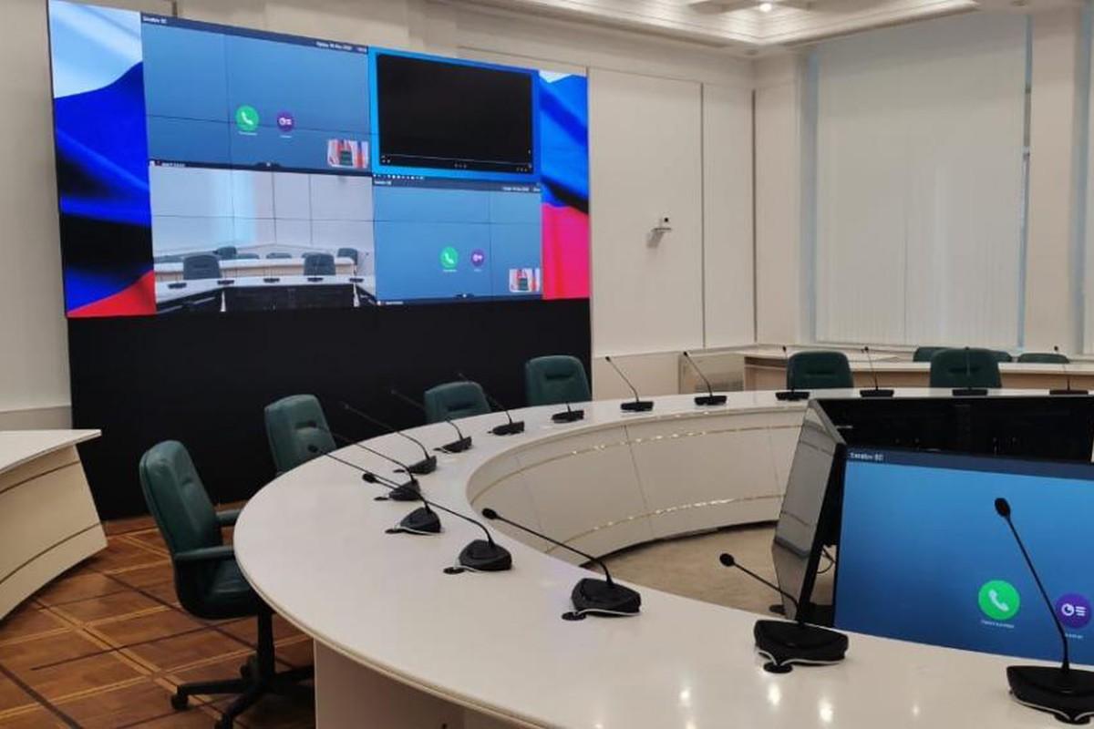 Программно-технический комплекс ситуационного центра губернатора саратовской области.